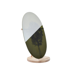 Table mirror Mira Miranda | Specchi | Postfossil