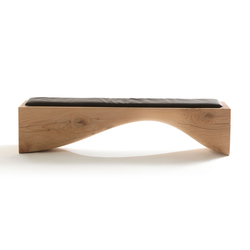 Curve Bench | Bancs d'attente | Riva 1920