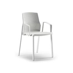 Uka chaise | Sièges visiteurs / d'appoint | actiu