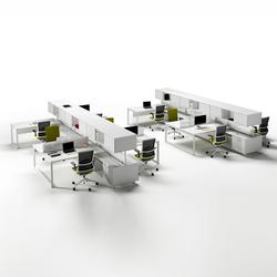 Spine | Systèmes de tables de bureau | actiu