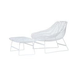 Men lounge chair & ottomann | Loungesessel | Time & Style