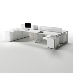Spine | Desking systems | actiu