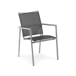 Elegance Stacking Chair | Garden chairs | solpuri