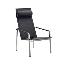 Jazz Deck Chair | Poltrone da giardino | solpuri