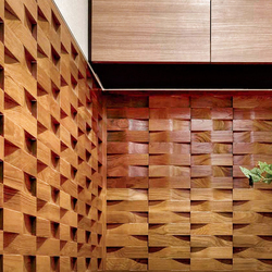 Wall panel D 301 | Wood panels | Deesawat