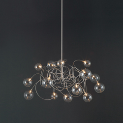 Bubbles pendant light 15 | Iluminación general | HARCO LOOR