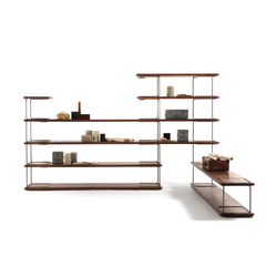 Tubular | Shelving systems | Riva 1920
