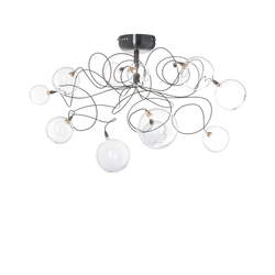 Bubbles Ceiling light 12 | Iluminación general | HARCO LOOR