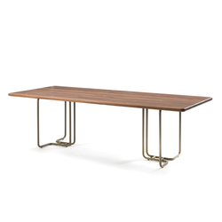 Tubular | Dining tables | Riva 1920