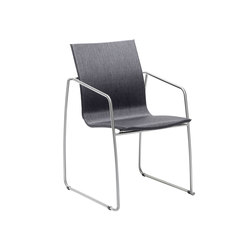 Penthouse Stacking Chair   Garden chairs   solpuri