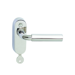 Art Déco 1929 Window handle | High security fittings | Tecnoline