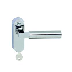 Walter Gropius Window handle | Security fittings | Tecnoline