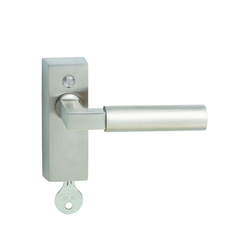 Walter Gropius Window handle | High security fittings | Tecnoline