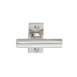 Walter Gropius T-shape window handle | Lever window handles | Tecnoline