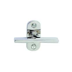 Wilhelm Wagenfeld T-shape window handle | Lever window handles | Tecnoline