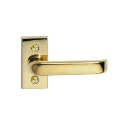 Walter Schnepel Window handle | Lever window handles | Tecnoline