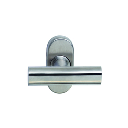 Walter Schnepel T-shape window handle | Lever window handles | Tecnoline