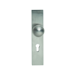 Entrance door fitting | Security fittings | Tecnoline