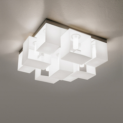 Domino | Ceiling lights | Panzeri