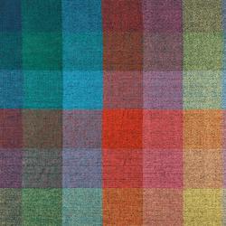 Dark Squares | Plaids / Blankets | ZUZUNAGA