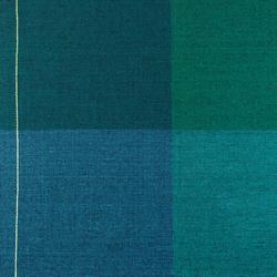 Quaternio Blue | Plaids / Blankets | ZUZUNAGA