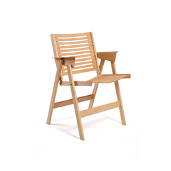 Rex Chair beech natural | Sillas de jardín | Rex Kralj