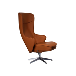 Norma Swivel chair | Poltrone reclinabili | Swedese