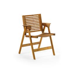 Rex Chair teak | Sedie da giardino | Rex Kralj