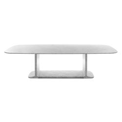 Toni | Tables à manger de jardin | Marsotto Edizioni