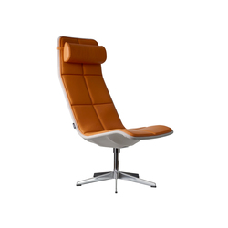 Kite high back | Fauteuils d'attente | Swedese