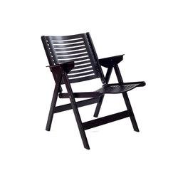 Rex Lounge Chair Black | Garden armchairs | Rex Kralj