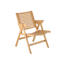 Rex Lounge Chair Natural | Gartensessel | Rex Kralj
