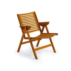 Rex Lounge Chair teak | Garden armchairs | Rex Kralj