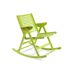 Rex Rocking Chair colour | Gartenstühle | Rex Kralj