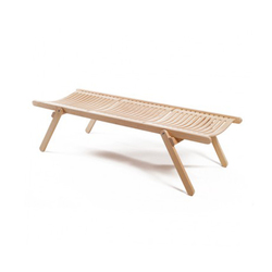 Rex Children's Daybed beech natural | Children's beds | Rex Kralj