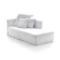 Ghost 20 L-R | Chaise longue | Gervasoni