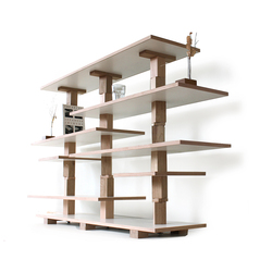 JO 49 Shelving System | Shelving systems | Andreas Janson