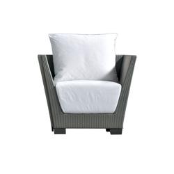 InOut 505 | Garden armchairs | Gervasoni