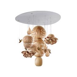 Candelabro | Lámparas de suspensión | lzf