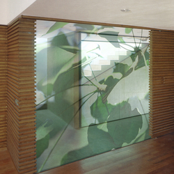 Gingko Dollars | Space partition | tela-design