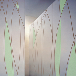 Topsy Turvy | Sound absorbing wall systems | tela-design