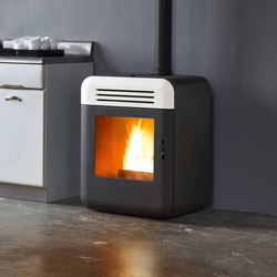 THEMA | PELLET - Pellet burning stoves from MCZ | Architonic