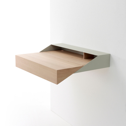 Deskbox | Wall shelves | Arco
