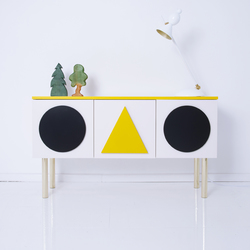 Sideboard back to bauhaus | Buffets | Hansen