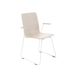 Replay | Visitors chairs / Side chairs | Arco