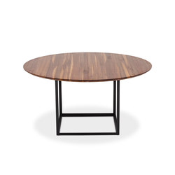JEWEL TABLE ROUND VERSION | Dining tables | dk3