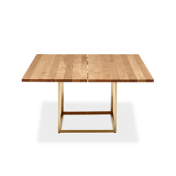 JEWEL TABLE SQUARE VERSION | Dining tables | dk3