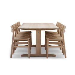SHAKER TABLE | Tables de restaurant | dk3