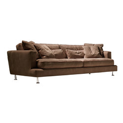 Eleven sofa leather | Lounge sofas | Loop & Co
