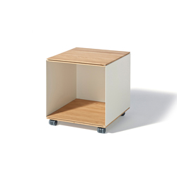 Stak container | Pedestals | Richard Lampert